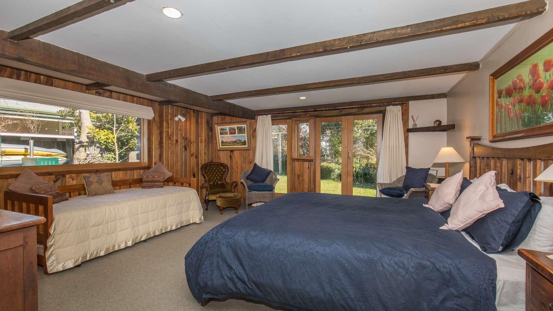 Wanaka Stonehouse Lodge - Clutha Room