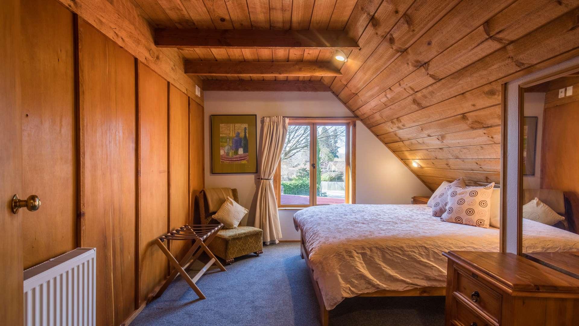 Wanaka Stonehouse Lodge - Makarora Room