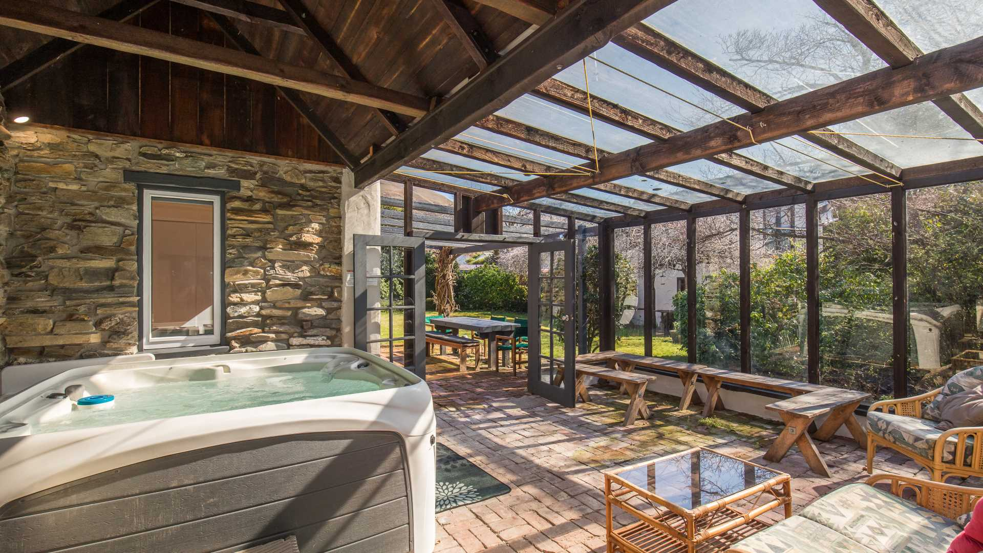 Wanaka Stonehouse Lodge - Spa
