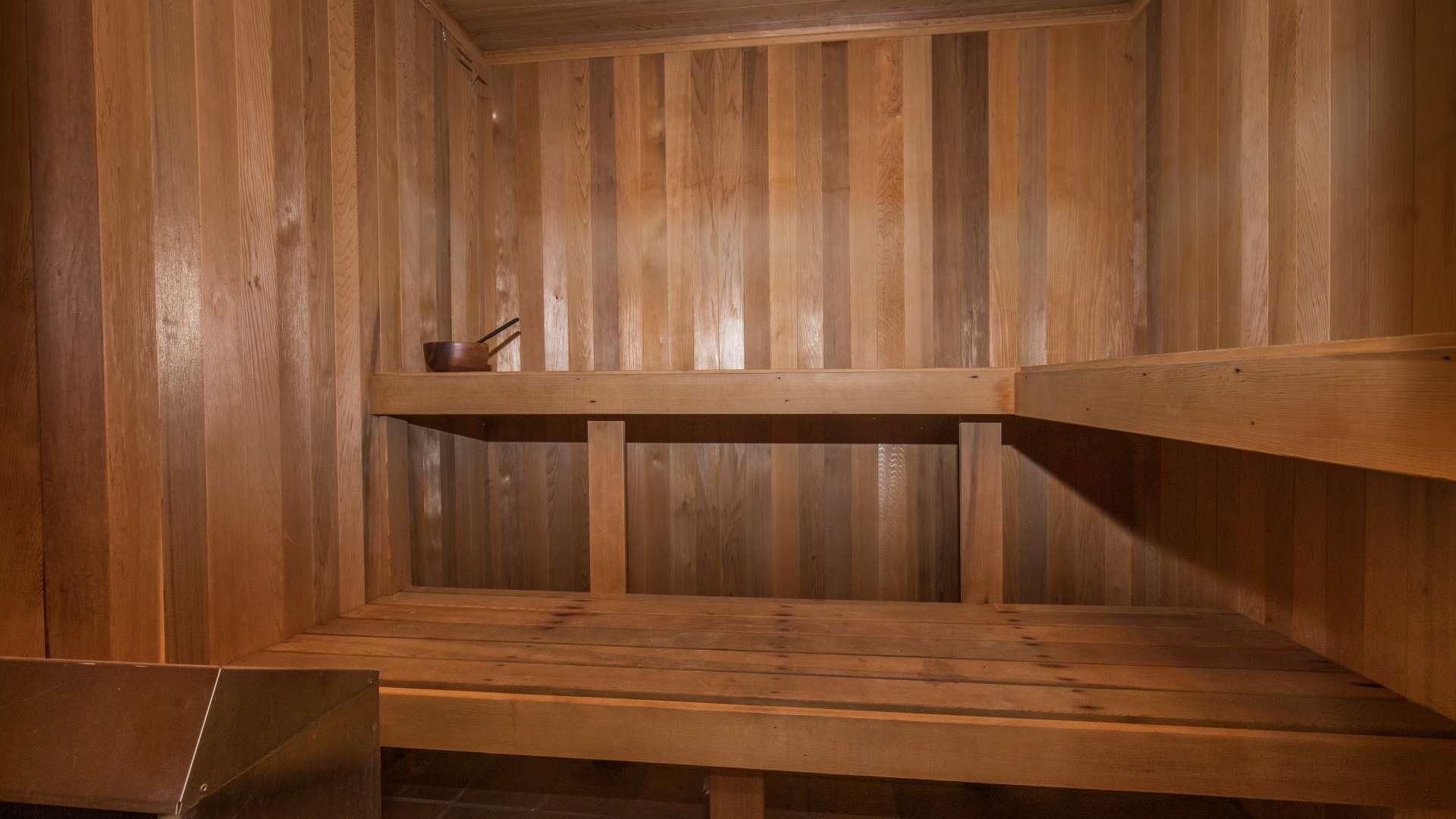 Wanaka Stonehouse -Sauna